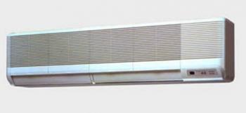 ヒートポンプパッケージ方式室内機(壁掛け型)の画像