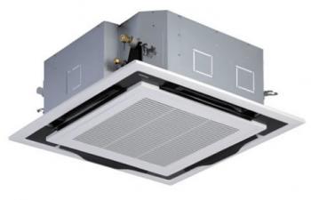 ヒートポンプパッケージ方式室内機(天井カセット型)の画像