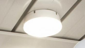 人感センサー式ライトの画像