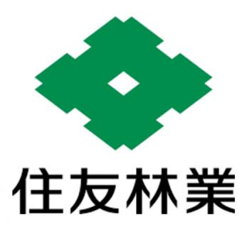 住友林業のロゴマーク画像