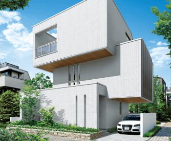 積水ハウス「ビエナ」フレキシブル3階のイメージ画像