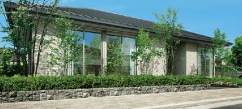 積水ハウス「平屋の季」の外観イメージ画像