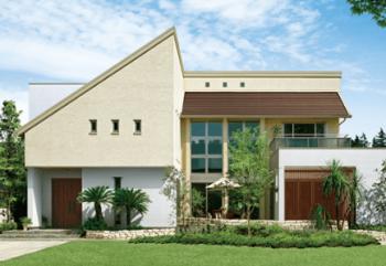 積水ハウスシャーウッド「グラヴィス・ヴィラ」リゾート・ラインのイメージ画像