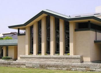 自由学園明日館の画像