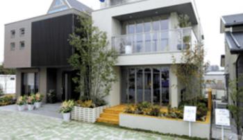 西東京小平住宅公園のヘーベルハウスの画像