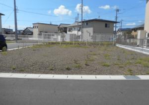 土地の接道条件イメージ画像
