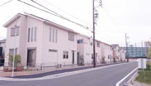 宅地の接道条件のイメージ画像