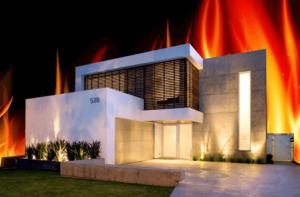 延焼ラインの家のイメージ画像