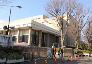 NHKホール入口の画像
