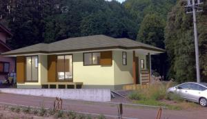 1000万円の平屋住宅の実例画像