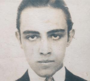 オスカー・ニーマイヤーの若い頃の画像