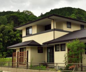 注文住宅4LDKの家の画像