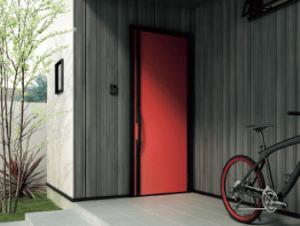 LIXIL玄関ドア・ジエスタ2の施工事例画像