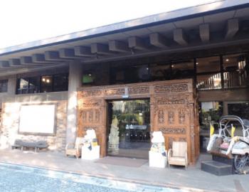 アンダリゾート伊豆高原の玄関の画像