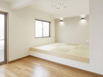 小上がり和室の画像