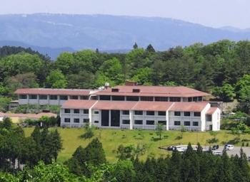 メナード青山ホテルの全景画像