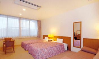 メナード青山ホテルの洋室の画像