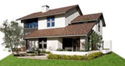 ミサワホームのCENTURY VikiCourtの外観デザイン画像