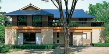 ミサワホームのCENTURYシリーズの外観デザイン画像