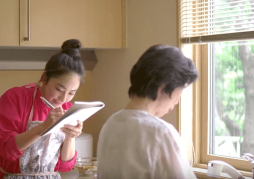 ミサワホームの2016年CM「おばあちゃん子」篇の画像