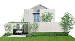 ミサワホームのGENIUS EDUCEの外観デザイン画像