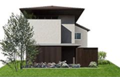 ミサワホームのGENIUS UDの外観デザイン画像