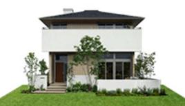 ミサワホームのスマートスタイルHの外観デザイン画像