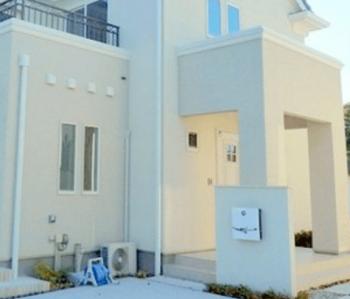 三井ホーム「シュシュ・クール」の外観デザイン画像