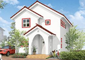 三井ホーム「シュシュ・キュート」の外観イメージ画像
