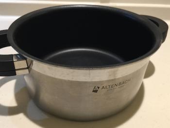 小鍋(アルミ製)の画像
