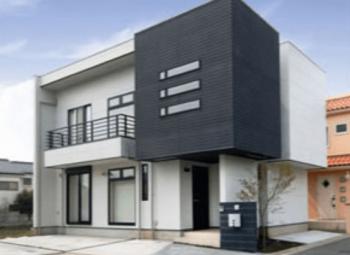 オープンハウスアーキテクトのモデルハウスの外観画像