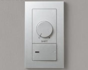 オーデリックの調光器スイッチの画像