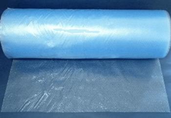 ロール状のプチプチの画像