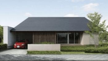 住友林業のグランドライフの外観デザイン画像