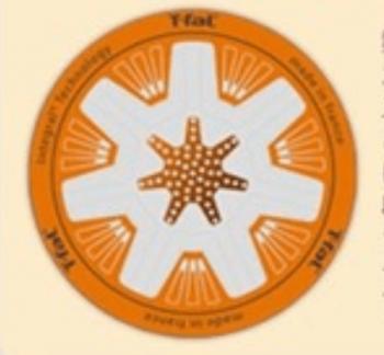 ティファールのフライパンの底インテグラルの画像
