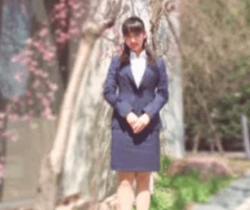 平祐奈の大学キャンパス内の画像
