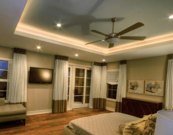 寝室の間接照明のイメージ画像02