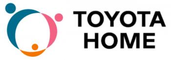 トヨタホームのロゴ画像