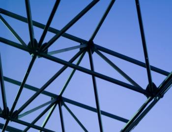 トラス架構の画像