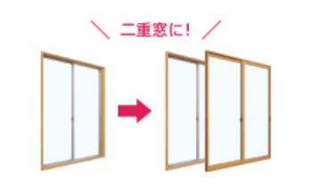 内窓のイメージ画像