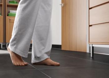 床暖房の快適イメージ画像